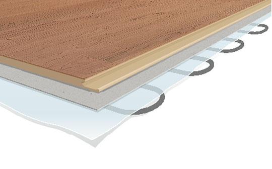 Install Wood Floors On Underfloor Heating Khrs Us