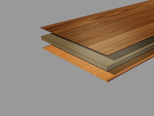 Kährs Parkett Underhåll : Konstruktion av trägolv kährs