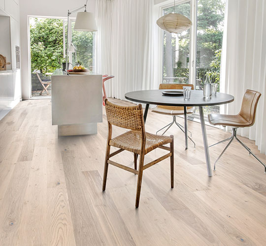 How Does The Natural Light Affect Choice Of Wood Floor
