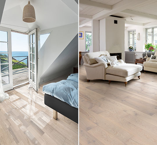 Can I Mix And Match Different Floors?